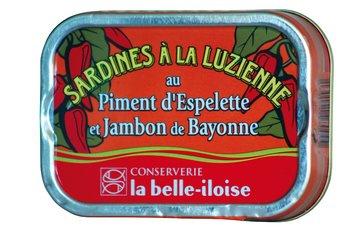 La Belle-Iloise - Sardines à la Luzienne