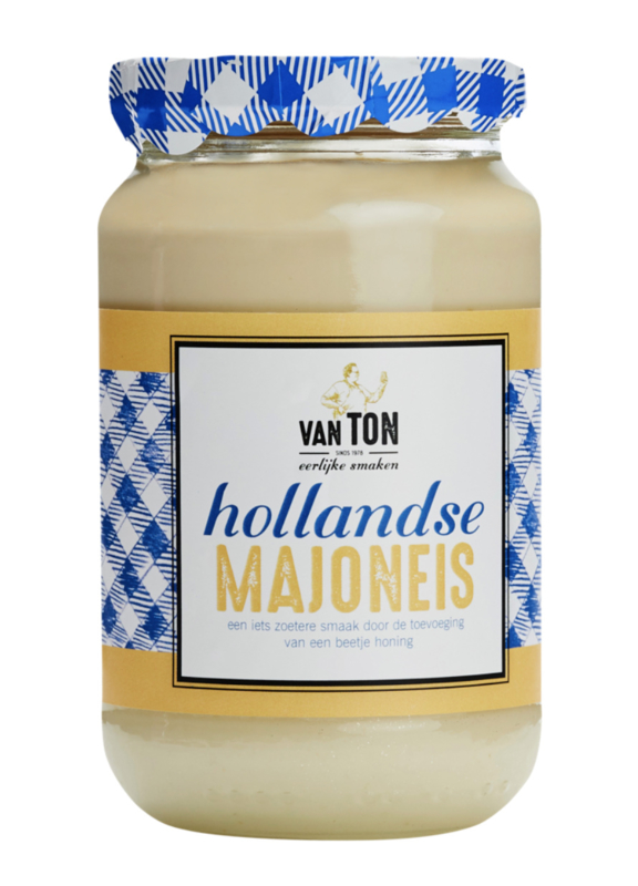 van TON  Hollandse Majoneis (Mayonaise)