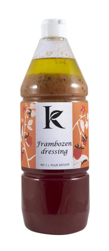 Literfles Kiooms Frambozen dressing