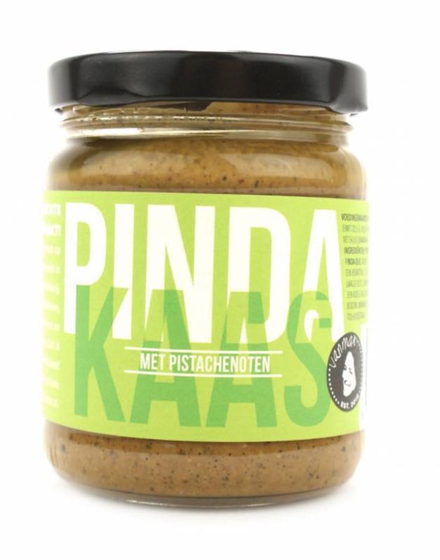 VANMAX Pindakaas met Pistache noten