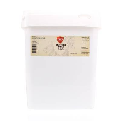 Mosterd dille saus emmer 10 liter