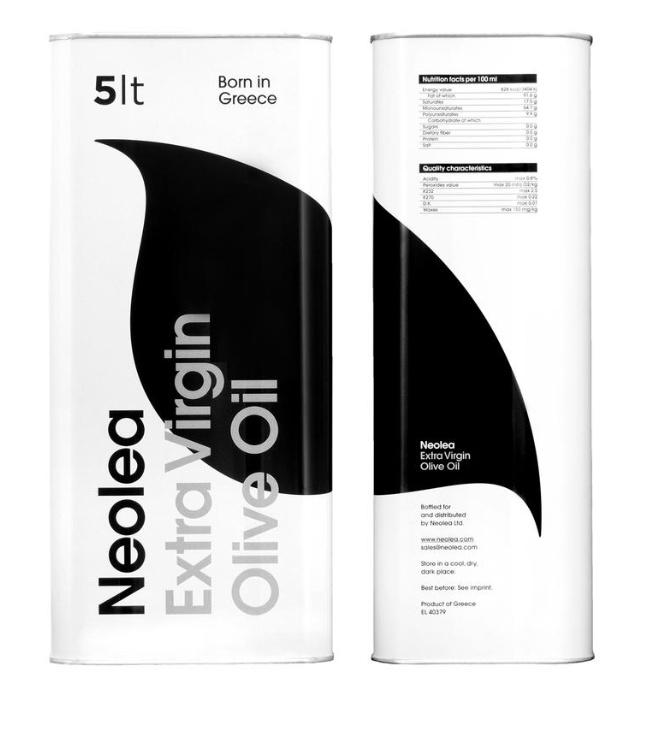 Neolea Griekse Olijfolie 5 liter-can