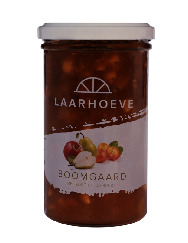 De Laarhoeve Boomgaard Jam