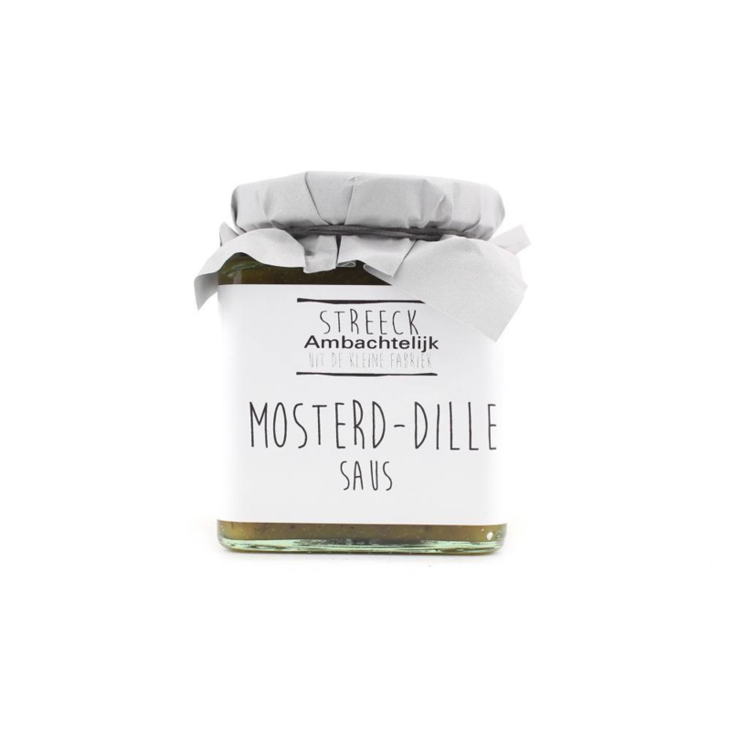Streeck Mosterd Dille saus
