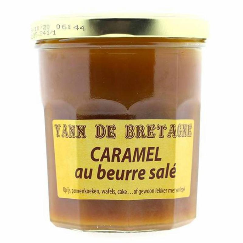 Yann de Bretagne Karamel met zeezout