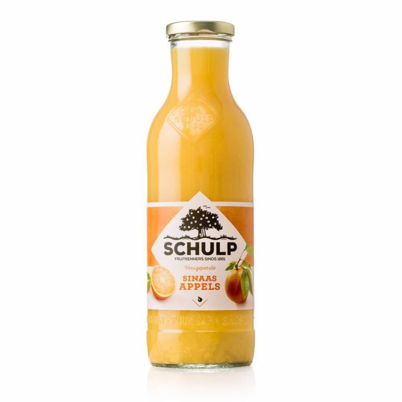 Schulp Sinaasappel sap 0,75 liter