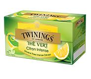Twinings Thee Green Mint & Lemon 20 st. (groen)