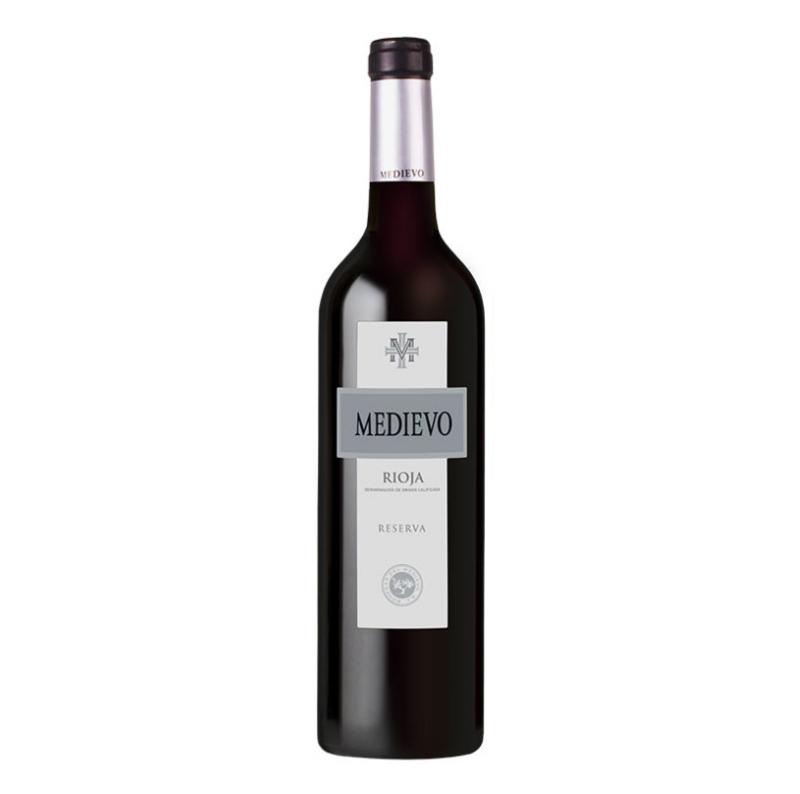 Wijn Rood Medievo Reserva (Spanje)