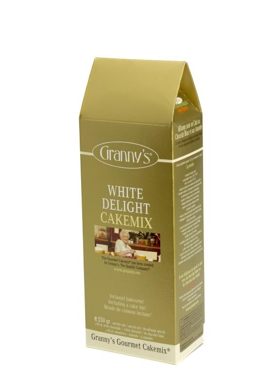 Granny's cakemix white delight