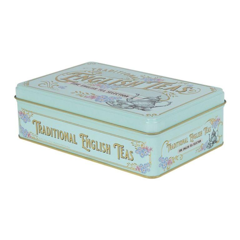 New English Tea Victorian 72 zakjes in blik