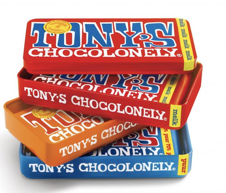 Tony's Chocolony stapelblik 3 repen