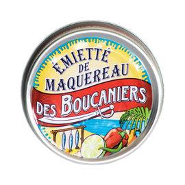 La Belle-Iloise - Emietté van Makreel des Boucaniers