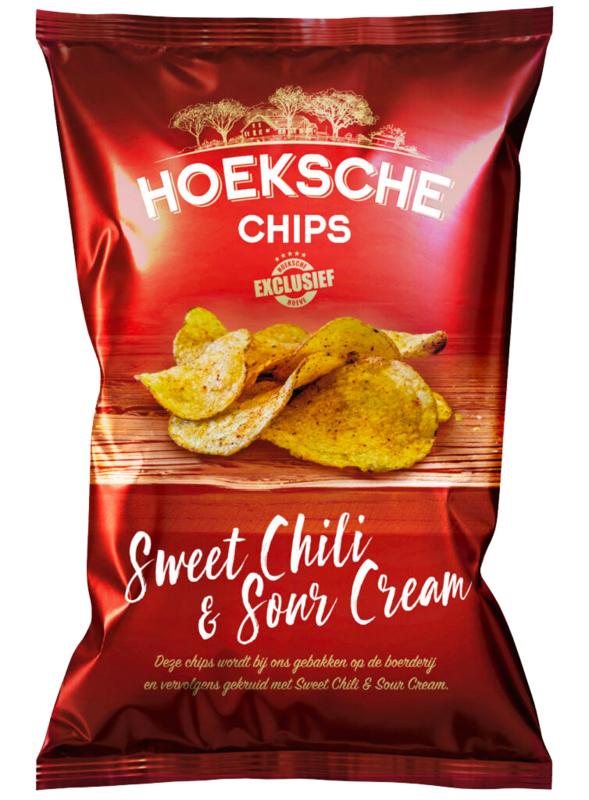 Hoeksche Chips Sweet Chili & Sour Cream