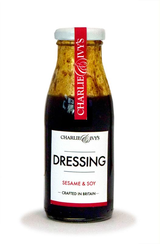 Charlie & Ivy's Sesame & Soya Dressing