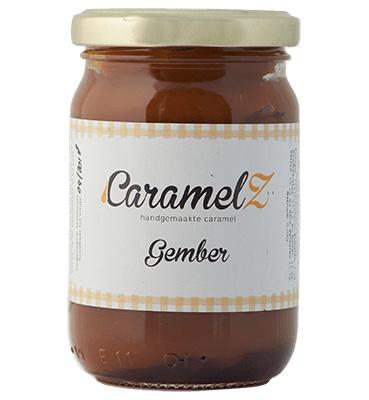 CaramelZ Karamel Gember 110 gram