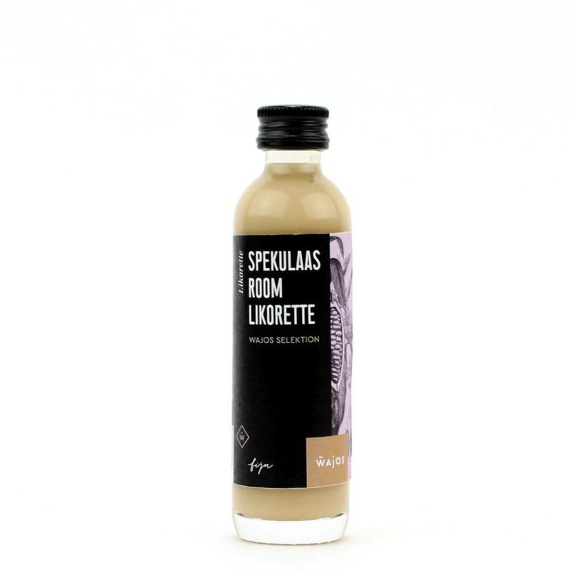 Wajos Speculaas likeur 40 ml.