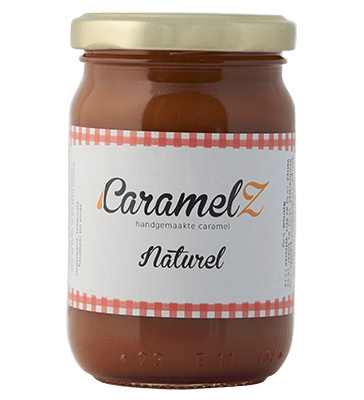 CaramelZ Karamel Naturel 225 gram