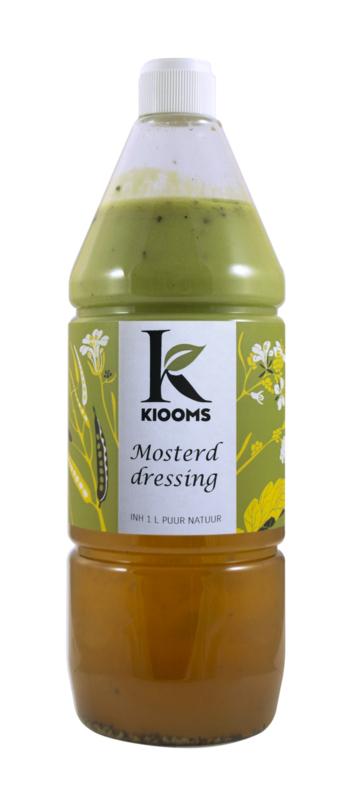 Literfles Kiooms Mosterd dressing