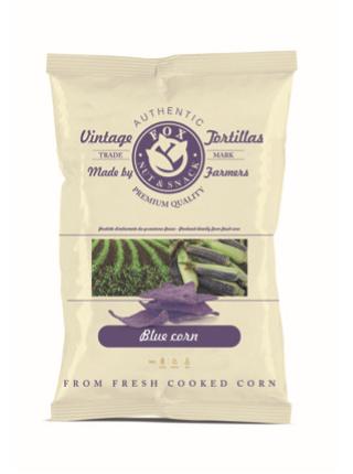 Fox Tortilla Blue Corn 40 gram