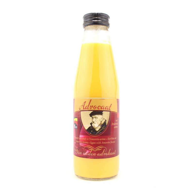 Den Ouden Advocaat Amaretto 500 ml.