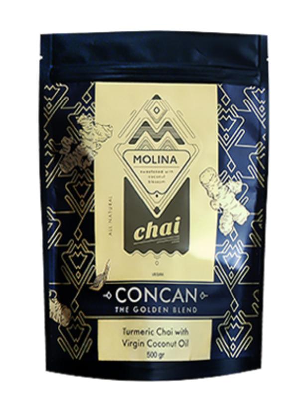 Molina Chai Golden Milk Latte 500 gram