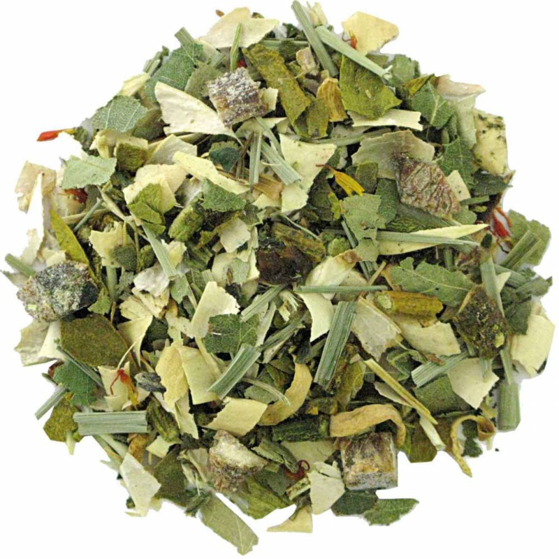 Natural Leaf Tea Stress weg