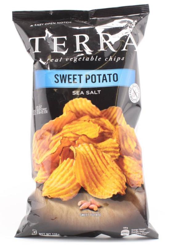 Terra chips Sweet Potatoes
