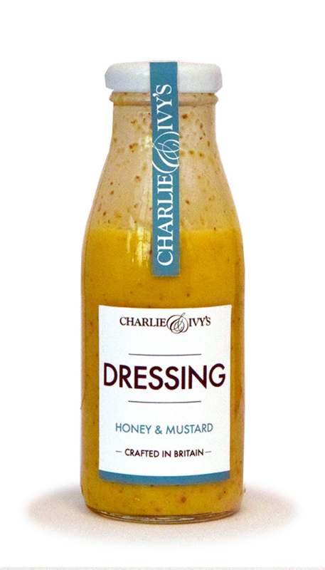 Charlie & Ivy's Honing & Mosterd Dressing