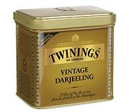 Twinings Thee Los in blik Vintage Darjeeling 180  gram
