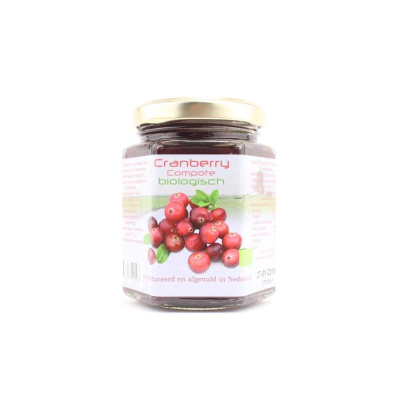 Cranberry Compote BIO
