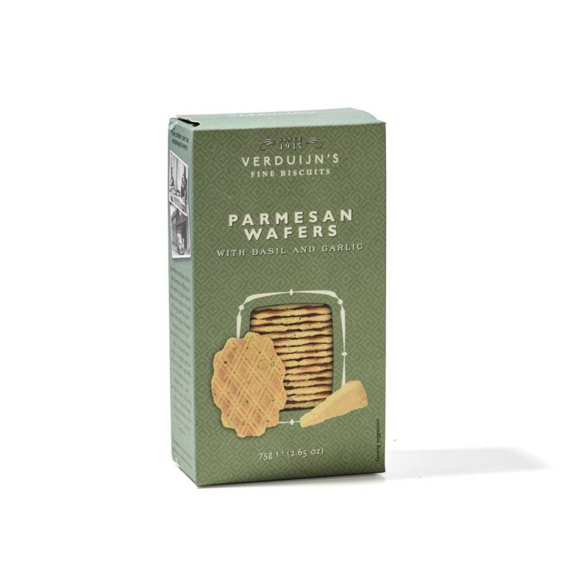 Verduijn's Parmezaan Wafels