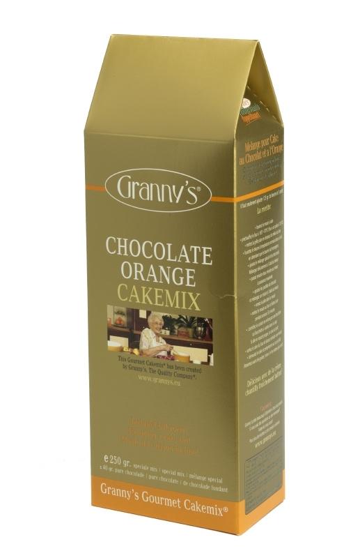 Granny's cakemix chocolate orange