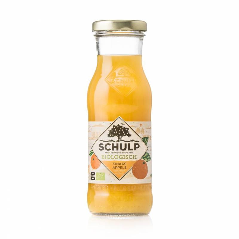 Schulp Biologisch Sinaasappelsap