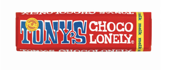 Tony's Chocolonely KLEINE Melk 32%