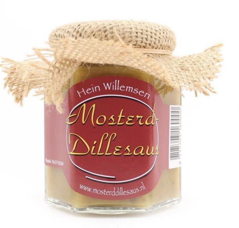 Mosterd dille saus (Hofstee Hein Willemsen)