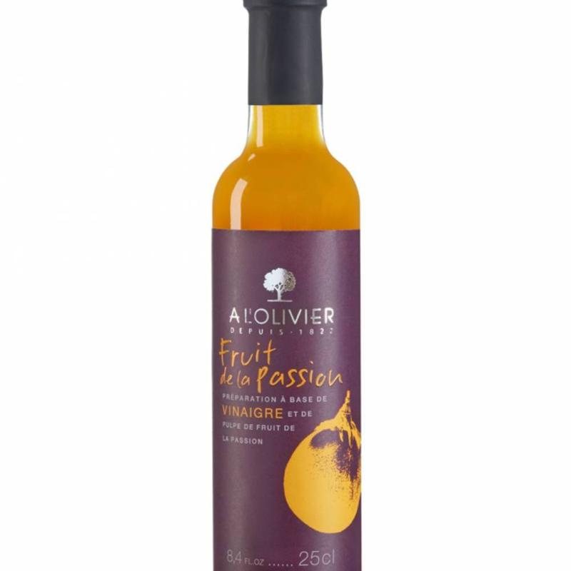A L'olivier Fruitpulp-azijn passievrucht