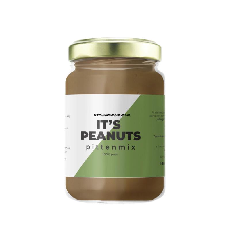 Zoete Moed It's Peanuts Pittenmix