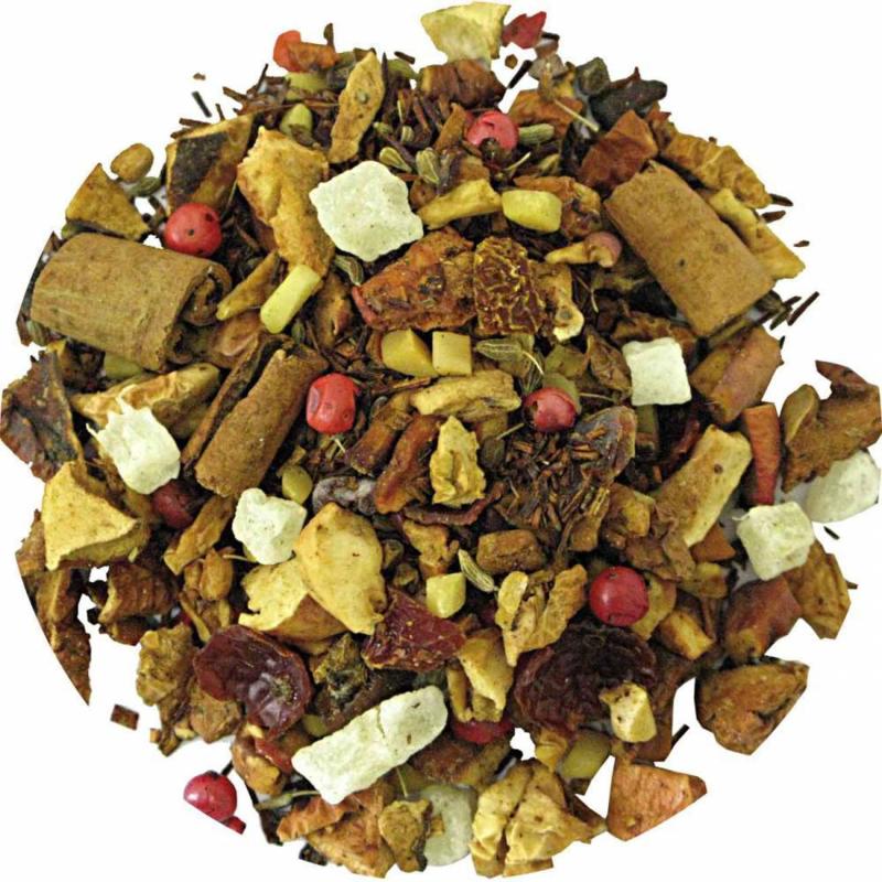 Natural Leaf Tea Openhaard Romance (rooibos)