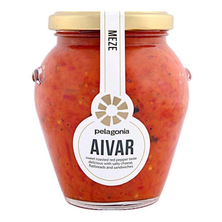 Pelagonia Mezze Aivar Sweet Red Pepper