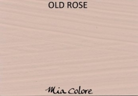 Mia Colore kalkverf Old Rose