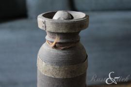 Nepalees kruikje met dekseltje nr. 14