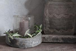 Oud houten 'schep'