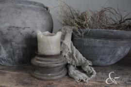 Kandelaar oude spoel