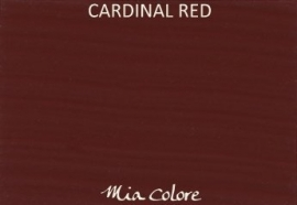 Mia Colore kalkverf Cardinal Red