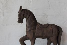 Houten paardje