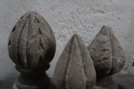Houten ornamentje, midden