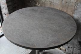 Houten wijntafel 60 cm