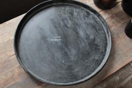 Metalen schaal
