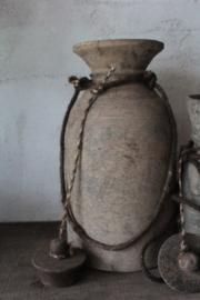 Nepalese kruik met dekseltje