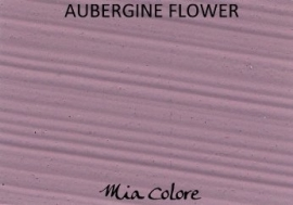 Mia Colore kalkverf Aubergine Flower
